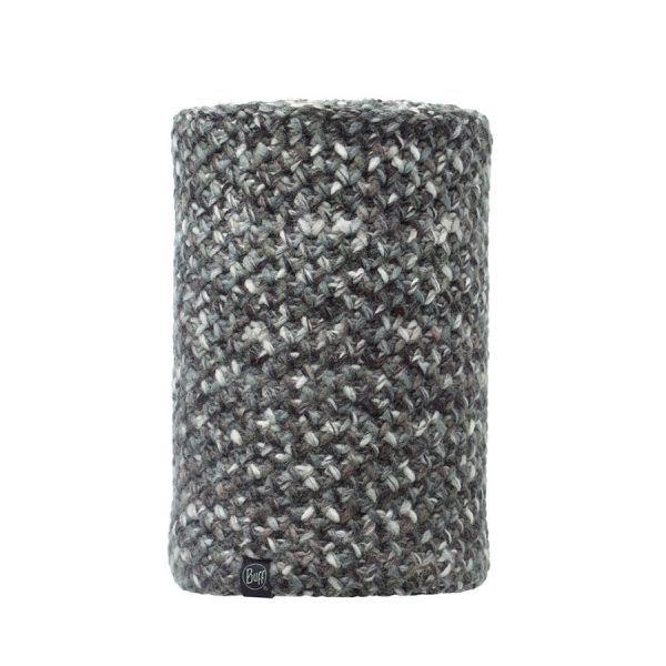 BUFF-Lifestyle-針織POLAR保暖領巾(灰)