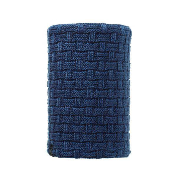 BUFF-Lifestyle-AIRON-針織POLAR保暖領巾(藍)
