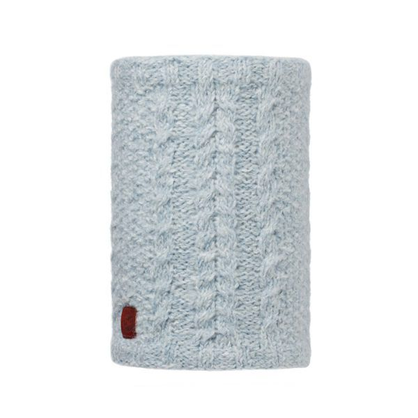 BUFF-Lifestyle-AMBY-針織POLAR保暖領巾(白)