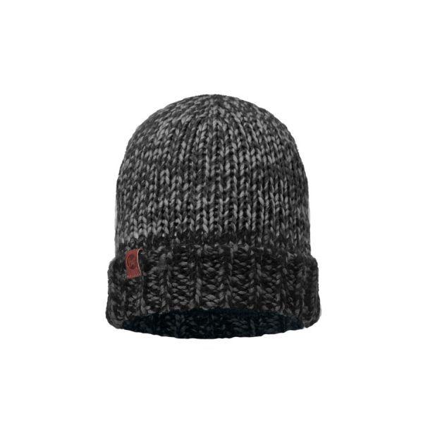 BUFF-Lifestyle-DEAN-針織保暖帽(灰)