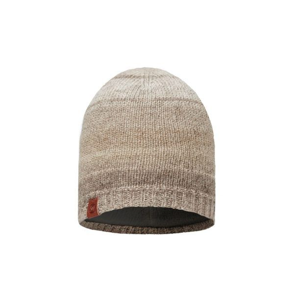 BUFF-Lifestyle-LIZ-針織保暖帽(米)