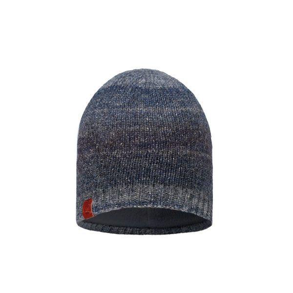 BUFF-Lifestyle-LIZ-針織保暖帽(藍)