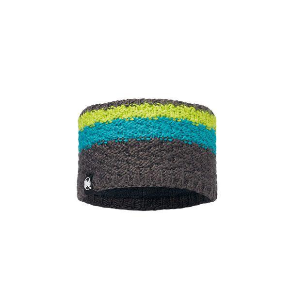 BUFF-Lifestyle-TIZZY-針織POLAR保暖頭帶(綠)