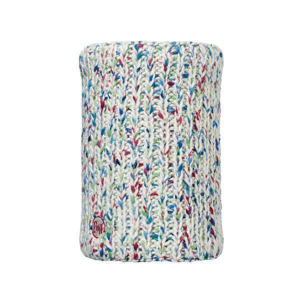 BUFF-Lifestyle-YSSIK-針織POLAR保暖領巾(白)