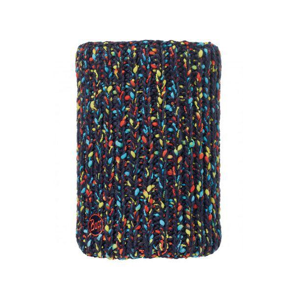 BUFF-Lifestyle-YSSIK-針織POLAR保暖領巾(黑)