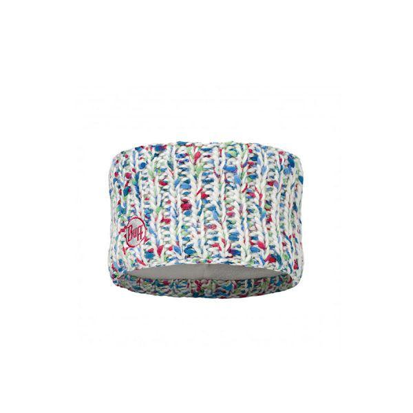 BUFF-Lifestyle-YSSIK-針織POLAR保暖頭帶(白)