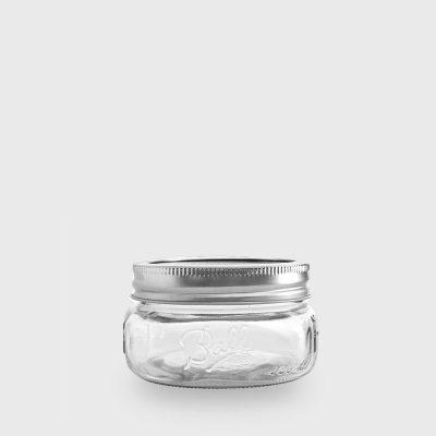 ball梅森罐8oz寬口菁英罐-1