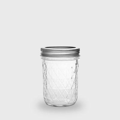 ball梅森罐8oz菱格窄口罐-1
