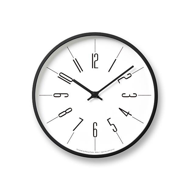 日本 Lemnos 鐘塔時鐘-數字款2