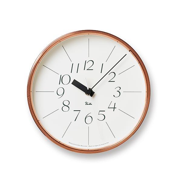 日本 Lemnos 渡邊力純銅時鐘