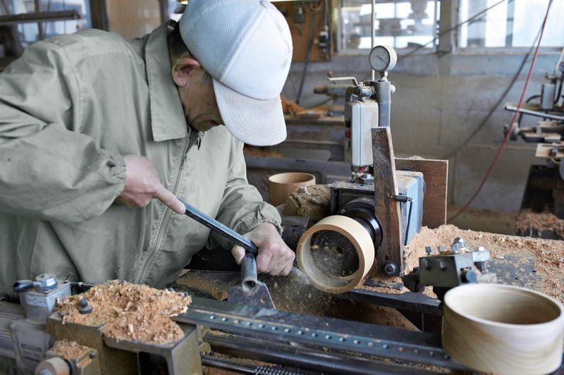 日本 Lemnos MIKI木紋桌鐘 (原木色)2