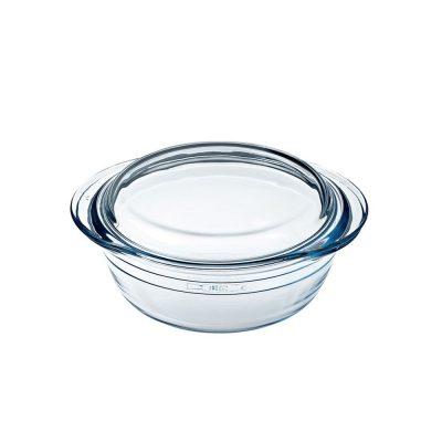 O-Cuisine 耐熱玻璃調理鍋18cm