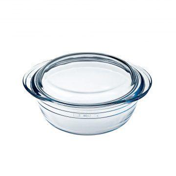 O-Cuisine_耐熱玻璃調理鍋20cm