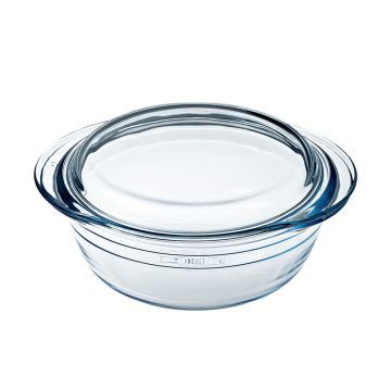 法國 O cuisine 耐熱玻璃調理鍋 23cm