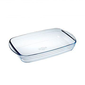 O-Cuisine_耐熱玻璃長方型烤盤(32x20cm)