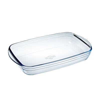 法國 O Cuisine 耐熱玻璃長方型烤盤 35x22cm