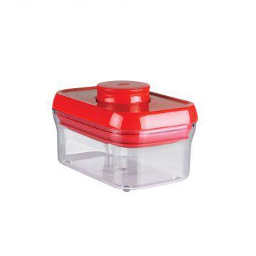 OXO_POP保鮮收納盒(紅色長方500ml)