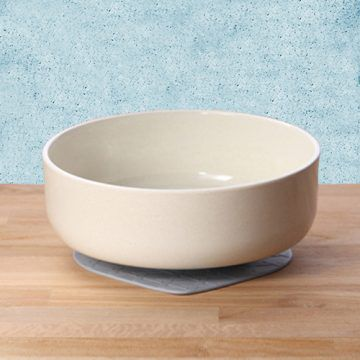 snack bowl-natural bamboo