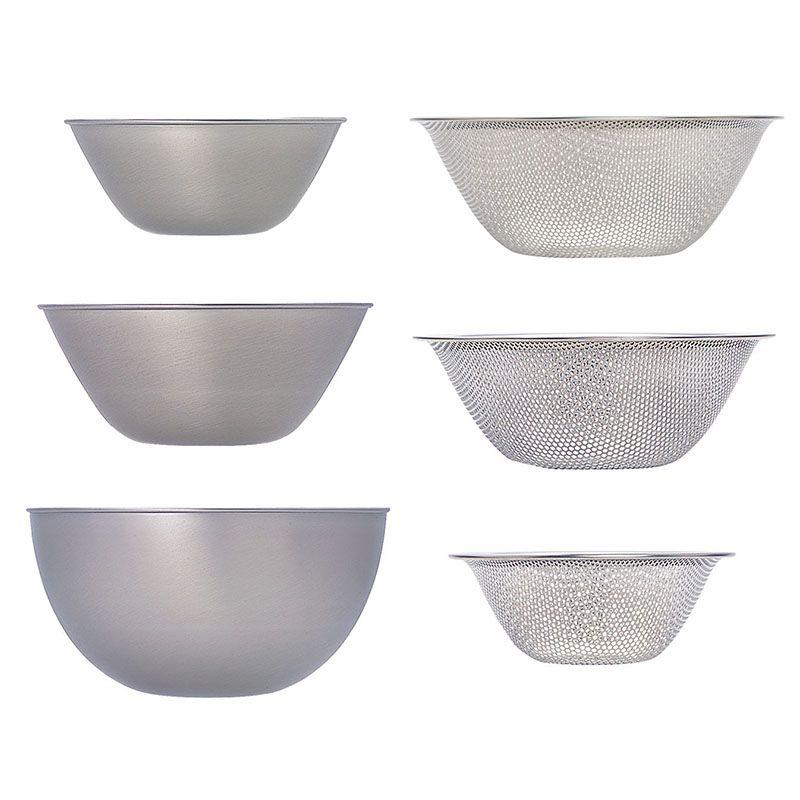柳宗理調理器具六件組