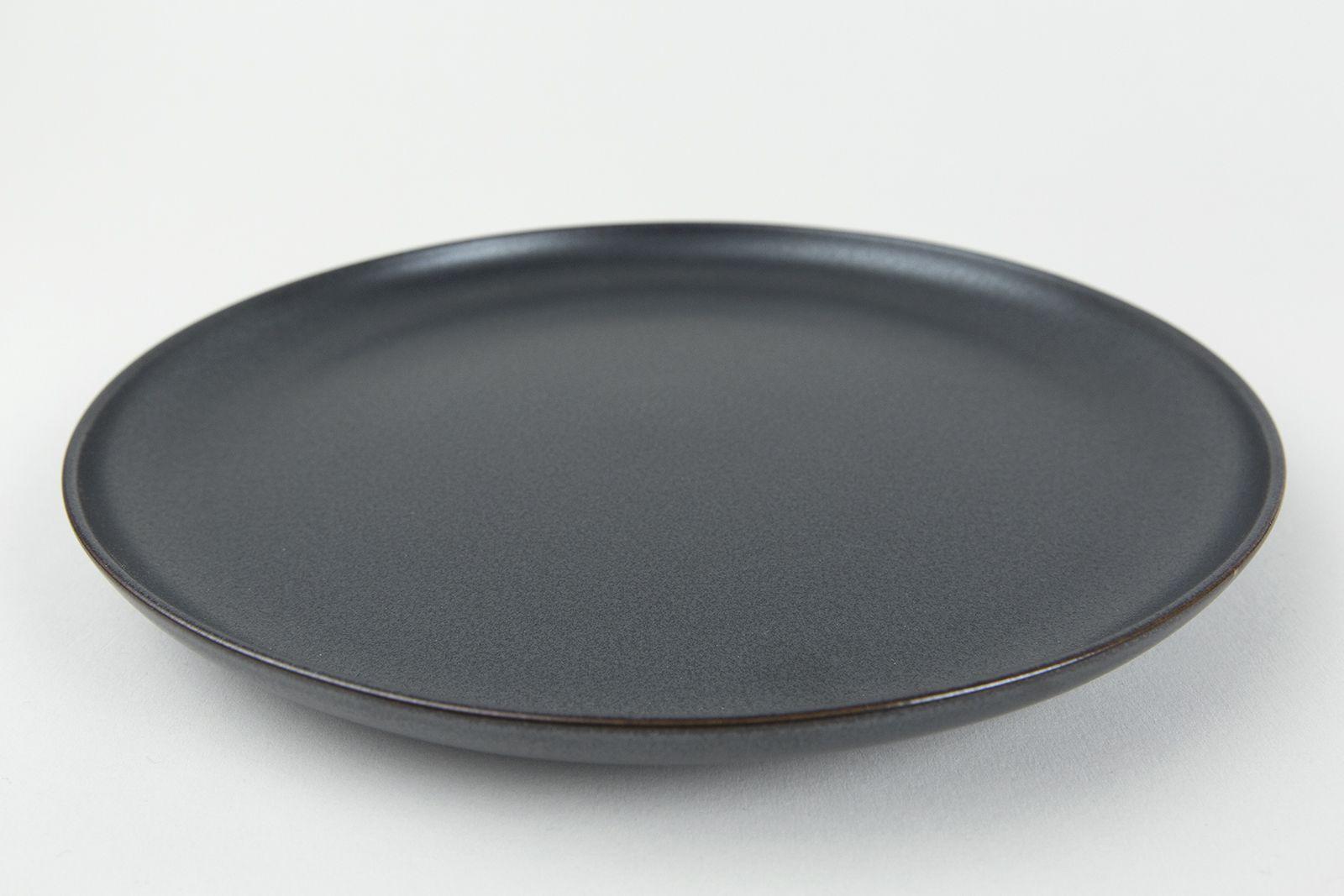 日本 KIHARA EN餐盤 黑 M
