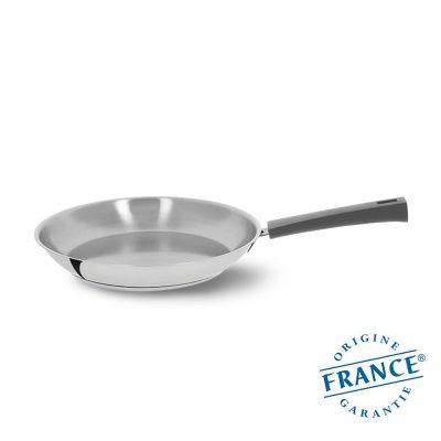 法國 CRISTEL Mutine 彩晶煎鍋 24cm 火山灰