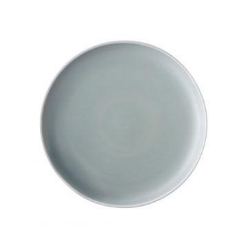 KIHARA_EN餐盤(灰)L