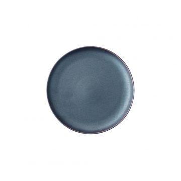 KIHARA_EN餐盤(黑)S