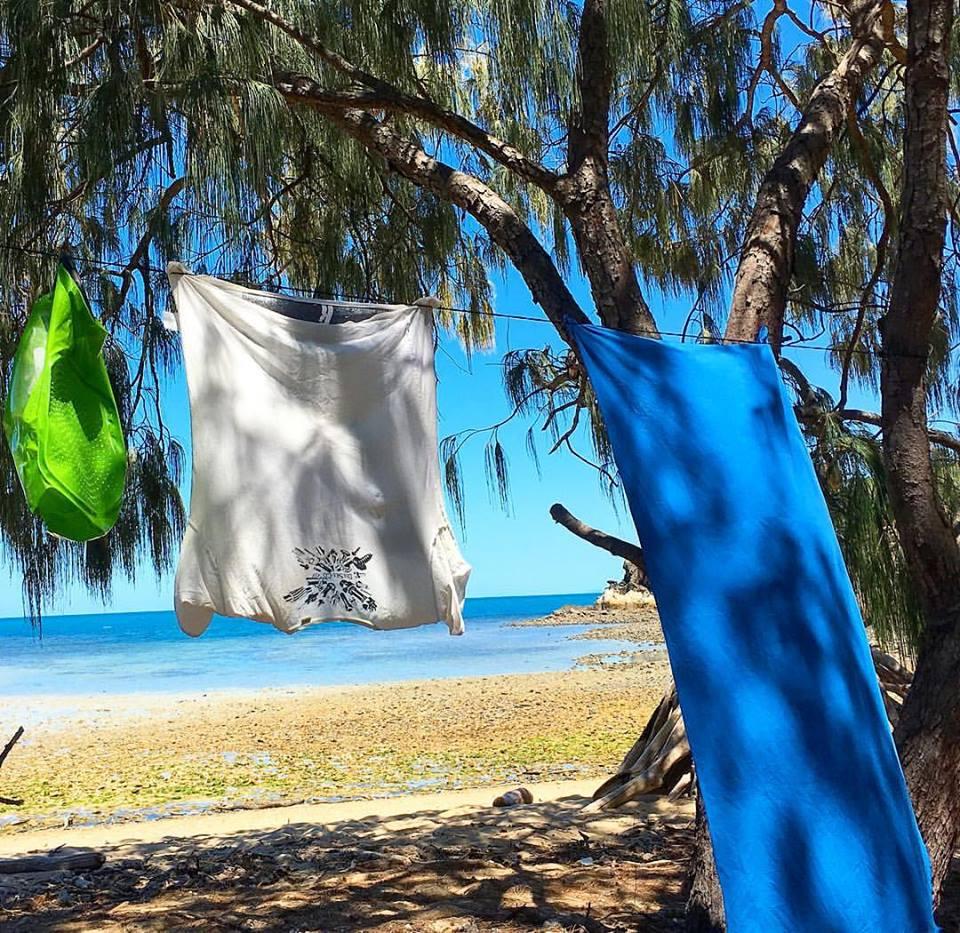 澳洲 Scrubba 夏日限定 洗酷包快乾組合 (黑)