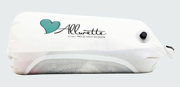 澳洲 Scrubba 洗酷包 攜帶式洗衣袋 Allurette 聯名款 (白)