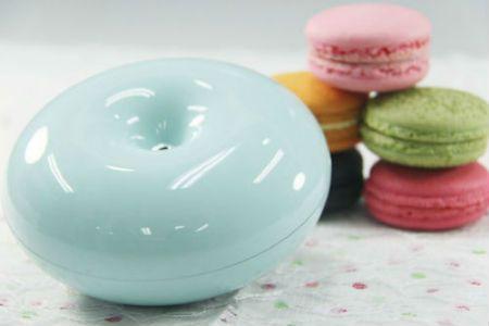 TickTock 法式馬卡龍甜甜圈水氧機 (晴空藍)