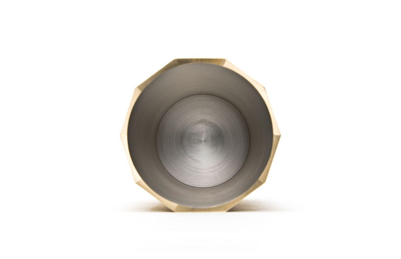 日本 FUTAGAMI 二上 銅鑄置物桶