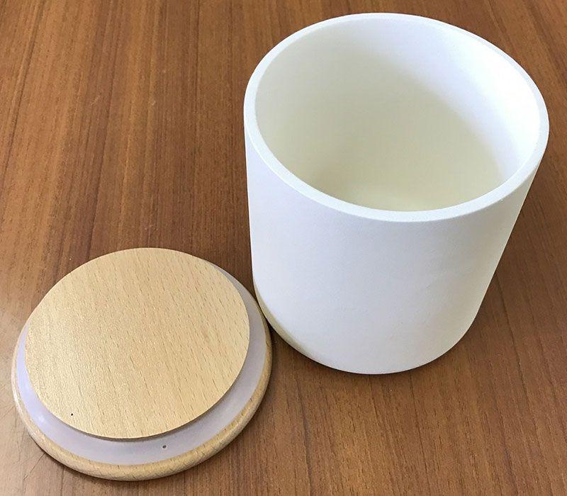 日本 KARARI 珪藻土乾燥保存 食物保存罐2