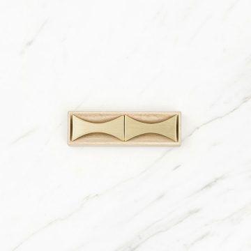 日本 FUTAGAMI 二上 銅鑄筷架