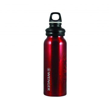 WENGER_基本型環保水壺(紅)650ml