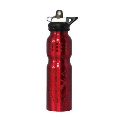 瑞士 WENGER 運動型系列水壺 搭配運動型瓶蓋 800ml (亮紅)
