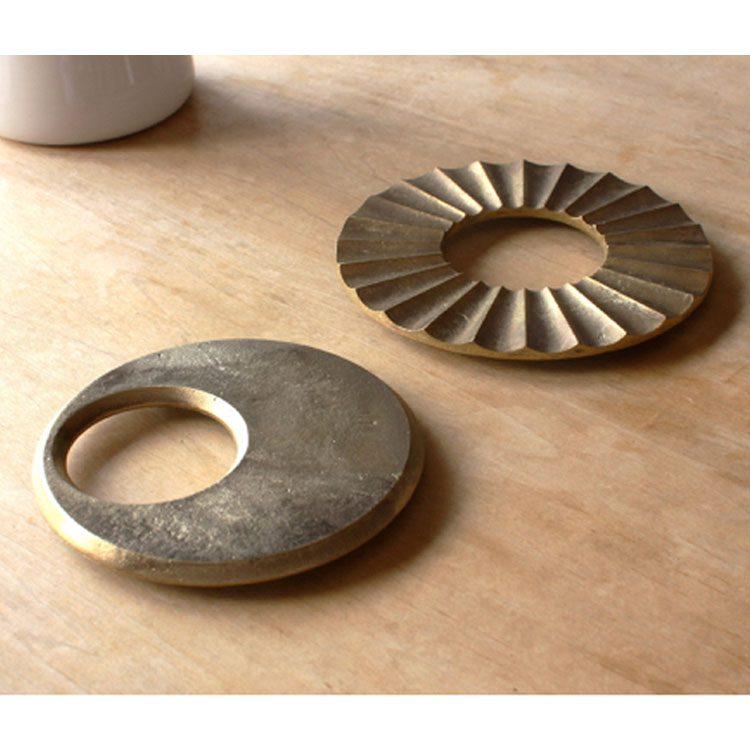 日本 FUTAGAMI 二上 銅鑄鍋墊