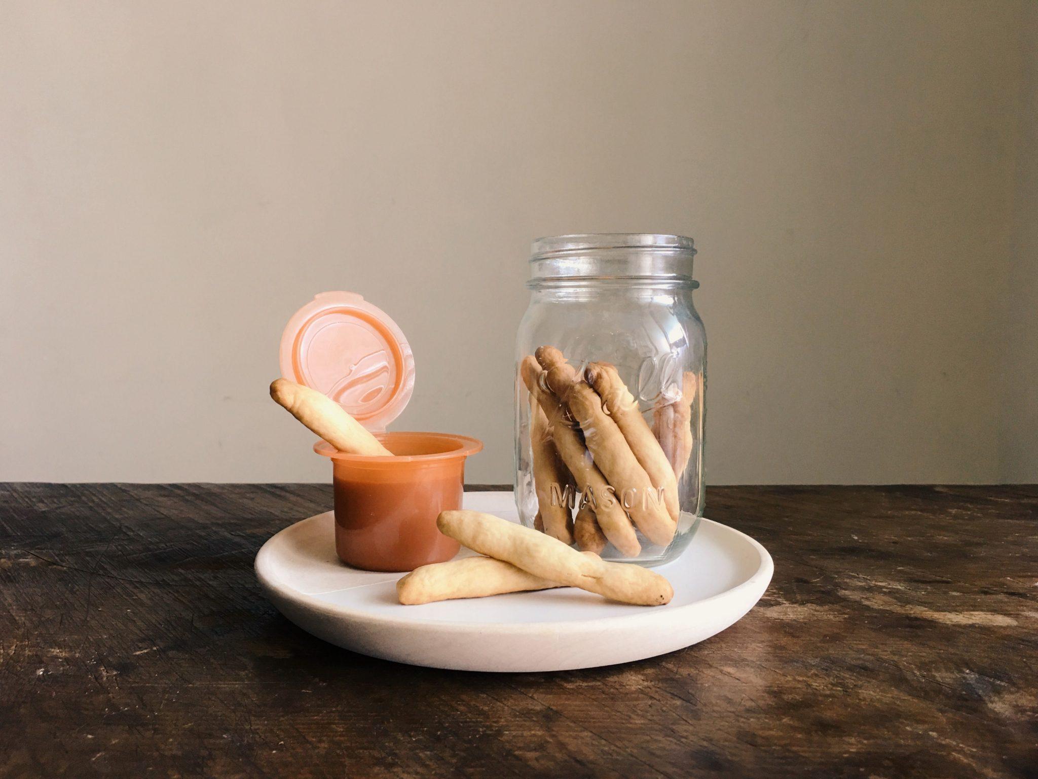 JARWARE 梅森罐專用 窄口點心杯