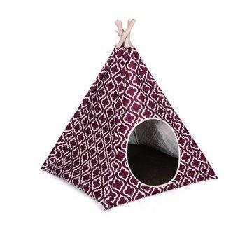 @金字塔帳篷-摩洛哥紅