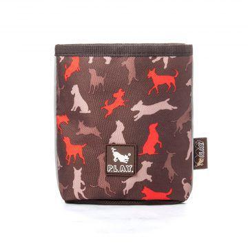 @露營野趣-隨身寵物訓練袋-摩卡棕-(2)