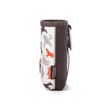 @露營野趣-隨身寵物訓練袋--香草白-(1)