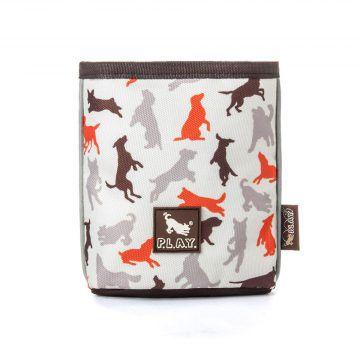 @露營野趣-隨身寵物訓練袋--香草白-(2)