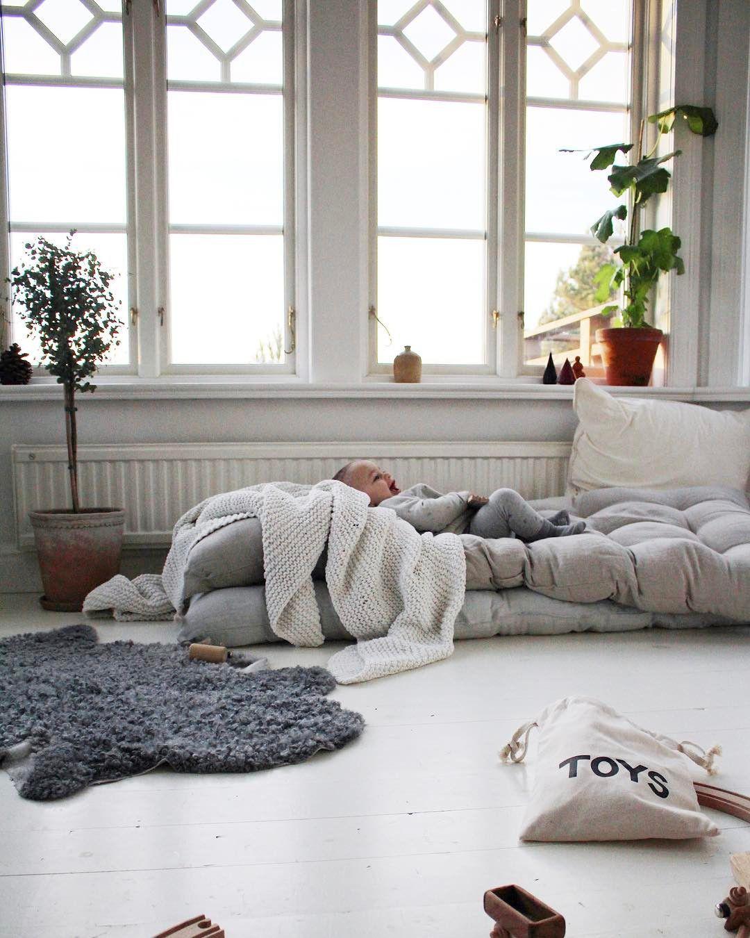 Tellkiddo 瑞典可愛圖案帆布收納袋 Toys (小)3