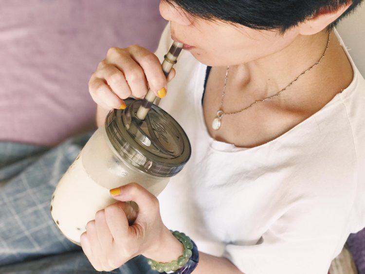 梅森罐 寬口吸管杯蓋組2