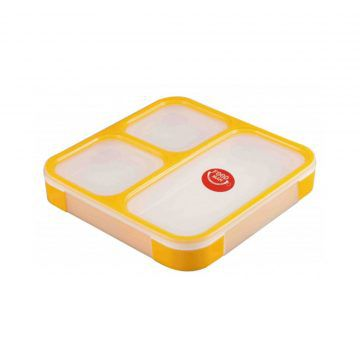 CBJ_巴黎系列_纖細餐盒800ml(芥末黃)