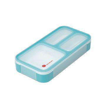 CBJ_巴黎系列_迷你纖細餐盒400ml(天空藍)