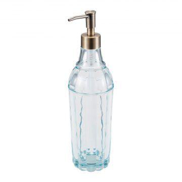 CBJ_晶透系列_大型按壓沐浴瓶530ml(海水藍)