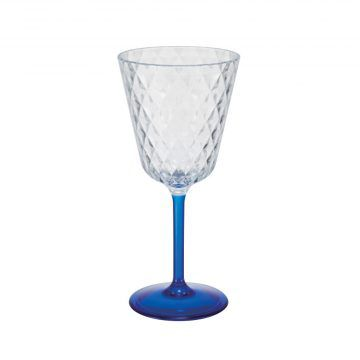 CBJ_UCA系列戶外PATY高腳杯280ml(藍色)
