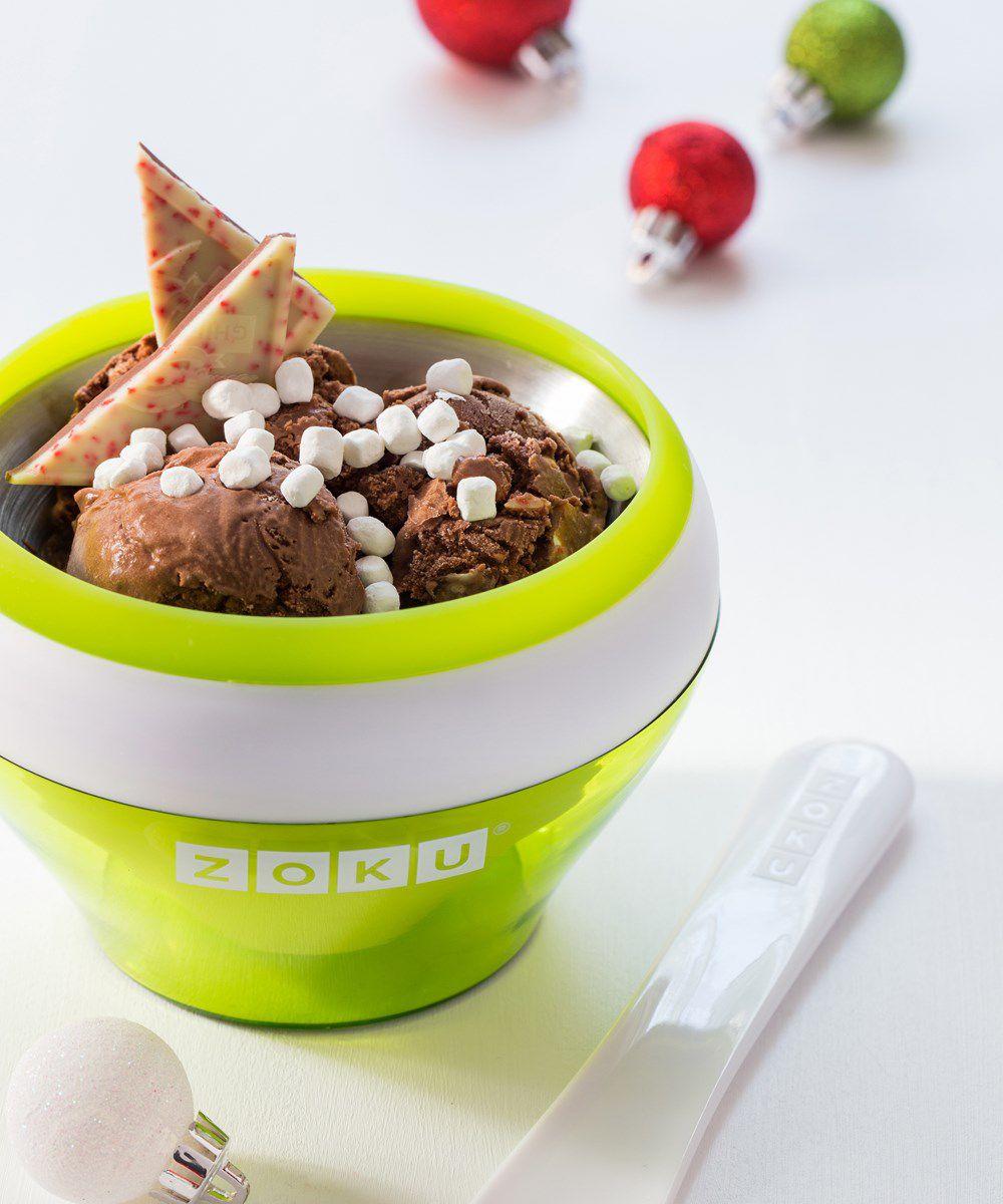 美國 ZOKU 快速製冰淇淋機 (綠)