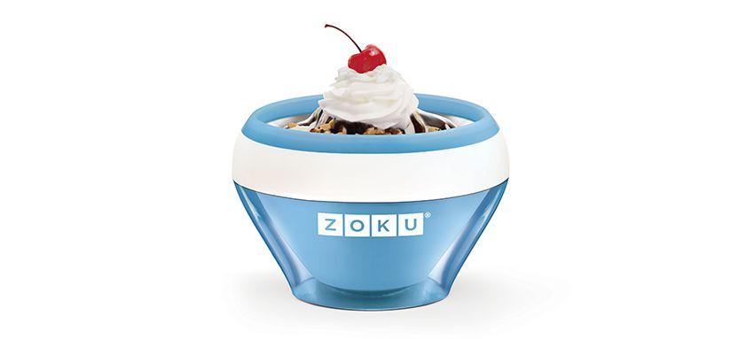美國 ZOKU 快速製冰淇淋機 (藍)