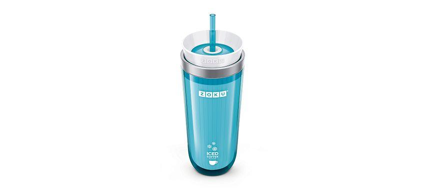 美國 ZOKU 快速冰飲杯 (淺藍)